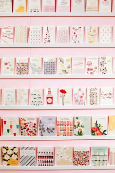 stationery show displays - Google Search