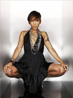 R & B Singer Monica by Nikiboy