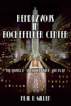 Rendezvous in Rockefeller Center Rockefeller Center, Short Stories, Author, In This Moment, Reading, Books, Movie Posters, Libros, Book