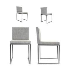 Desiron Conner Dining Chairs at DecorNYC