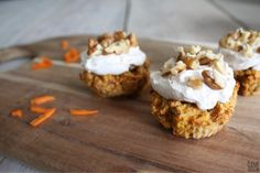 Wednesday Challenge Day Carrot Cakejes