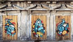 Hazul Luzah street artist interview Paris street art (3)