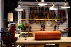 Restaurante tienda gourmet Cornelia and Co en Barcelona.