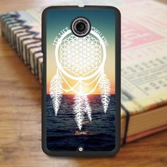 Bring Me The Horizon Dreamcatcher Ocean Nexus 6 Case