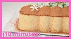 Pastel, Vanilla Cake, Desserts, Food, Eating Well, Custard, Pies, Cooking, Tailgate Desserts