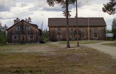 Salla, Suoltijoen metsätyökämppä  1980`s