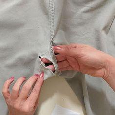 Paso paso cómo zurcir un pantalón rasgado en casa - Cómo remendar un pantalón roto Jogging, Pants Pattern, Kaftan, Sewing, Men, Fashion, Sewing Tips, Women's Blouses, Vestidos