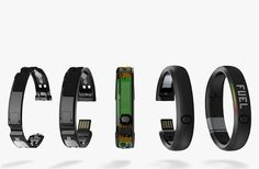 Nike+ FuelBand and FuelBand SE, Whipsaw and Nike were a team! - Whipsaw