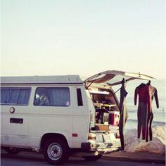 Surfer's dream!