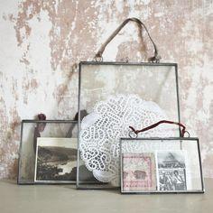 Kiko Glass Frame - Nkuku _ from £9.95