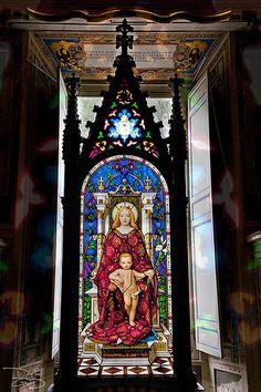 Vatican Museum - Rome - Enchanted Window