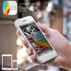 Creation 5 is now the Nº1 #app in Spain for DLNA / Airplay! Enjoy your music, radio and video everywhere with our stylish media player. #iPhone #iPad #music #radio #video