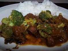 Make and share this Crock Pot Beef and Broccoli recipe from Food.com.