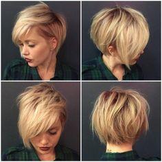 Idée Tendance Coupe & Coiffure Femme 2017/ 2018 :    Description   Coupes courtes : 48 coiffures ultra stylées qui vous apporteront de la grâce ! – Coupe de cheveux    - #Coiffure https://madame.tn/beaute/coiffure/idee-tendance-coupe-coiffure-femme-2017-2018-coupes-courtes-48-coiffures-ultra-stylees-qui-vous-apporteront-de-la-grace/