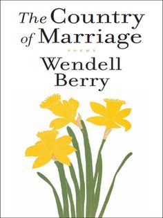 "First published in 1971, The Country of Marriage is Wendell Berry's fifth volume of poetry. What he calls ""an expansive metaphor"" is ""a farmer's relationship to his land as the basic and central relation of humanity to creation."" ""Similarly, marriage is the basic and central community tie; it begins and stands for the relation we have to family and to the larger circles of human association. And these relationships are in turn basic to, and may stand for, our relationship to God and to the…"