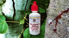 In two of the clinical studies it actually states that Dragon's Blood is the first (and so far only) agent to be approved by the US FDA spec...