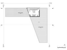 ACAU Architectes Marseille - Maison à Guzargues - Plan du niveau R+2