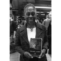 """Subway Book Review from NYC: First Lady of New York City Chirlane McCray: """"We're…"""