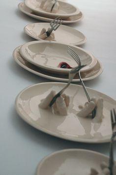 Ronit Baranga, Clay Sculpture