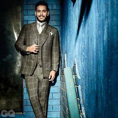#Sunil Mehra has a collection of #suits that came out on top as one of #GQ's best new #menswear #designers store in the country.