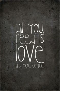 All you need is love, and more COFFEE! Have you had your coffee today? :: Coffee Lovers:: Coffee Addict:: Pin Up Girl Coffee I Love Coffee, Coffee Art, My Coffee, Morning Coffee, Coffee Shop, Coffee Break, Coffee Cups, Costa Coffee, Coffee Today