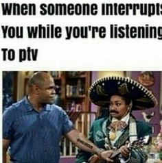 Always! No one is allowed to interrupt me when I'm listening to Pierce the Veil! No one!!!