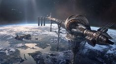 A Space Elevator?!?!---60,000 miles up: Space elevator could be built by 2035, says new study | ExtremeTech