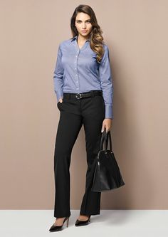 178df382159ce Simply Uniforms is offering office wear pants for ladies and gents. These  comfortable pants will let you look and feel great.