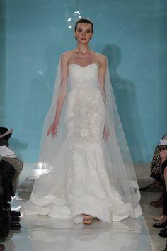 Reem Acra - Spring 2013 Wedding Dress