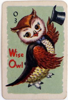 vintage playing card by fleaflyflofun!, via Flickr