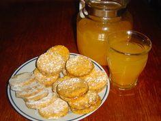 Desatero receptů na mrkvové cukroví: Koláčky, kolečka, šátečky i dia verze Pretzel Bites, French Toast, Bread, Breakfast, Food, Cakes, Food Food, Morning Coffee, Eten