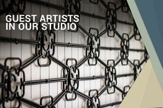 Guest Artist in our Studio Fine Arts School, Art School, Metal Chain, Mindset, Posts, Studio, Creative, Artist, Blog
