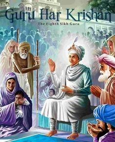 Dhan Dhan Shri Guru Har Krishna Sahib Ji