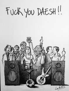 Luc Rouzier #riposte