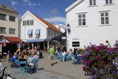 Grimstad, Norway... my daddy's home town
