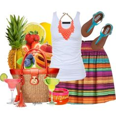 """""""Fiesta"""" by angkclaxton on Polyvore"""