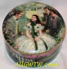 One of the few GWTW things that I have anymore