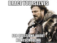 Going into the un homeschooled world<<Sooooooo true omg