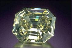 """This 127-carat Portuguese #diamond originated at #BSF and is now housed at the Smithsonian Institute."""