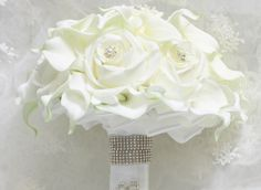 "charme-bridal-bouquet-wedding-white <a href=""//www.etsy.com/shop/WeddingMarriagebouqu?ref=offsite_badges&utm_source=sellers&utm_medium=badges&utm_campaign=it_isell_1""><img width=""200"" height=""200"" src=""//img0.etsystatic.com/site-assets/badges/it/it_isell_1.png""></a>"