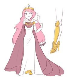 Princess Bubblegum by Happy Lollipop