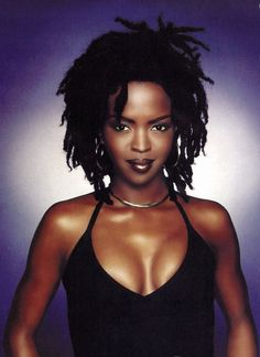 Lauryn Hill's locs - my original natural hair and loc role model.