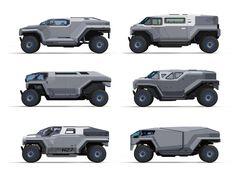 Vehicle sketches, Sam Brown on ArtStation at https://www.artstation.com/artwork/vehicle-sketches-02f3ffaa-e1dc-49fe-89b8-2a4ff2efb697