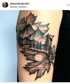 You are in the right place about small Hunting Tattoos Here we offer you the most beautiful pictures Black Ink Tattoos, Love Tattoos, Body Art Tattoos, Tattoos For Guys, Sport Tattoos, Tattoo Art, Forest Tattoos, Nature Tattoos, Tattoos For Women Small