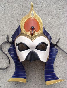 Mask, colours, Ra
