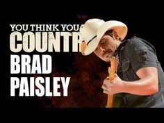 Brad Paisley Stirs Up the 'Perfect Storm' in Windy Video
