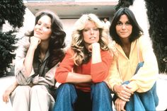 charlie's angels - Charlie's Angels 1976 Photo