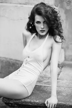 Old fashioned swimsuits - timeless