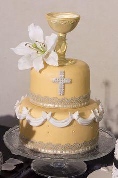Prima Comunione! - by Giogio @ CakesDecor.com - cake decorating website