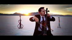 Moonlight - Electric Cello (Inspired by Beethoven) - ThePianoGuys .....# such talented men!!  ;~}